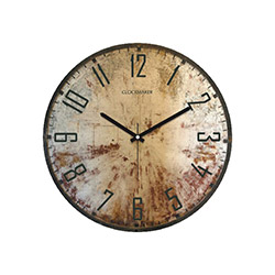 Clockmaker By Cadran CMM51 Mdf Duvar Saati - 30x30 cm
