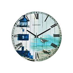 Clockmaker CMM65 Mdf Duvar Saati - 30x30 cm