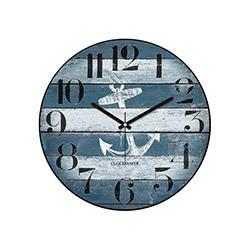 Clockmaker By Cadran CMM84 Mdf Duvar Saati - 30x30 cm