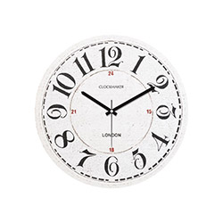 Clockmaker CMM96 Mdf Duvar Saati - 30x30 cm