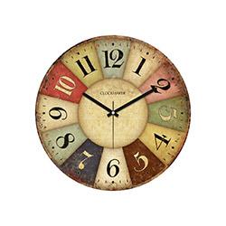 Clockmaker CMM100 Mdf Duvar Saati - 30x30 cm