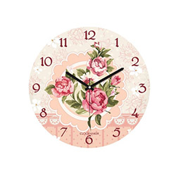 Clockmaker By Cadran CMM107 Mdf Duvar Saati - 30x30 cm