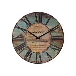 Clockmaker By Cadran CMM138 Mdf Duvar Saati - 30x30 cm