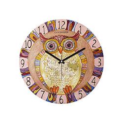 Clockmaker By Cadran CMM152 Mdf Duvar Saati - 30x30 cm