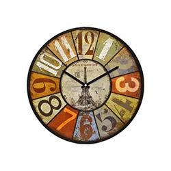Clockmaker By Cadran CMM154 Mdf Duvar Saati - 30x30 cm