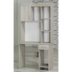Comfy Home Eren Çalışma Masası - Ceviz / Beyaz