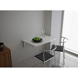 Nav Decoration Nova Açılır Katlanır Yemek Masası - Beyaz