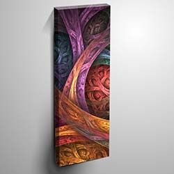Canvas Art TM-14 Tablo - 30x90 cm