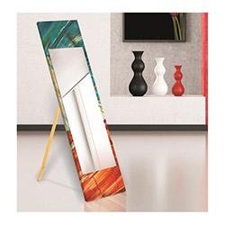 Modacanvas BYM94 Ayaklı Boy Aynası - 140x35 cm