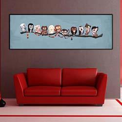 Moda Canvas XXL MC330 Tablo - 40x120 cm
