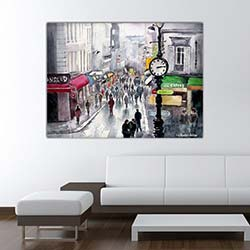 Modacanvas YC9 Tablo - 50x70 cm