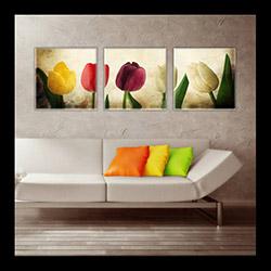 Moda Canvas Combin LXS21 Tablo - 30x30 cm