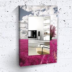 Modacanvas CX133 Dekoratif Ayna - 60x40 cm