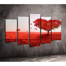 Moda Canvas 5PX39 Tablo - 5 Parçalı