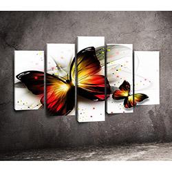Moda Canvas 5PX106 Tablo - 5 Parçalı
