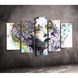 Moda Canvas 5PX141 Tablo - 5 Parçalı