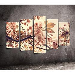 Moda Canvas 5PX148 Tablo - 5 Parçalı