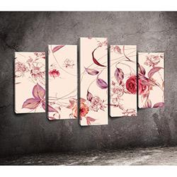 Moda Canvas 5PX170 Tablo - 5 Parçalı