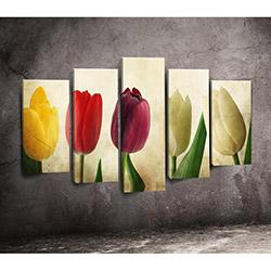Moda Canvas 5PX173 Tablo - 5 Parçalı