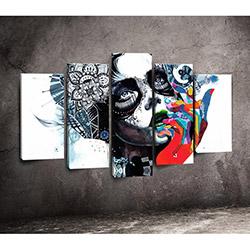 Moda Canvas 5PX174 Tablo - 5 Parçalı