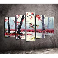 Moda Canvas 5PX179 Tablo - 5 Parçalı