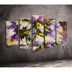 Moda Canvas 5PX214 Tablo - 5 Parçalı