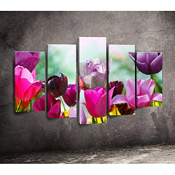 Moda Canvas 5PX235 Tablo - 5 Parçalı