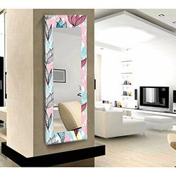 Modacanvas Hma72 Dekoratif Boy Aynası - 120x40 cm