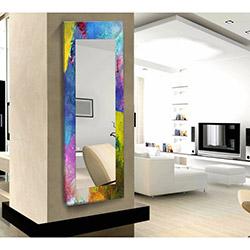Modacanvas Hma154 Dekoratif Boy Aynası - 120x40 cm