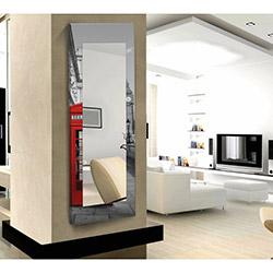 Modacanvas Hma167 Dekoratif Boy Aynası - 120x40 cm