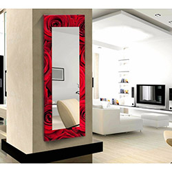 Modacanvas Hma175 Dekoratif Boy Aynası - 120x40 cm