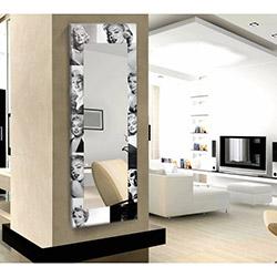 Modacanvas Hma231 Dekoratif Boy Aynası - 120x40 cm