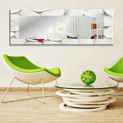 Modacanvas Hma339 Dekoratif Yatay Ayna - 120x40 cm
