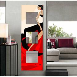 Modacanvas VT362 Dekoratif Boy Aynası - 120x40 cm