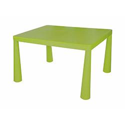 Modüler Mini Çocuk Masası - Yeşil
