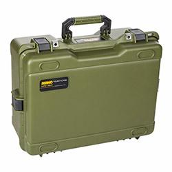 Mano MTC 360BT Bez Takım Dizmeli + Plastik Bölmeli Takım Çantası  - Yeşil
