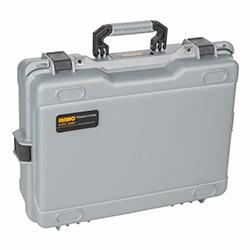 Mano MTC 330PP Plastik Takım Dizmeli + Plastik Bölmeli Takım Çantası - Gri