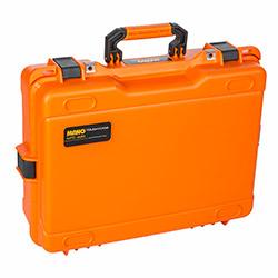 Mano MTC 330PP Plastik Takım Dizmeli + Plastik Bölmeli Takım Çantası - Turuncu