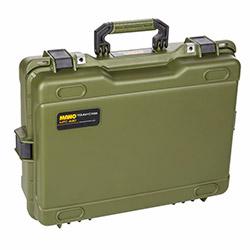 Mano MTC 330PP Plastik Takım Dizmeli + Plastik Bölmeli Takım Çantası - Yeşil