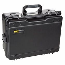 Mano MTC 360PP Plastik Takım Dizmeli + Plastik Bölmeli Tough Case Pro Takım Çantası - Siyah