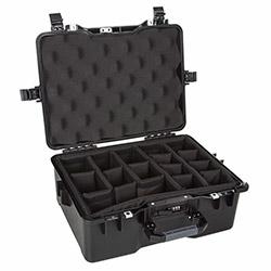 Mano MTC 360P Yumurta Sünger + Bez Bölmeli Tough Case Pro Takım Çantası - Siyah