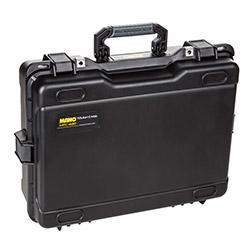 Mano MTC 330PL Yumurta Sünger + Plastik Bölmeli Tough Case Pro Takım Çantası - Siyah