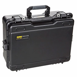 Mano MTC 360C Yumurta Sünger + Kare Lazer Kesim Süngerli Tough Case Pro Takım Çantası - Siyah