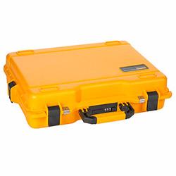 Mano MTC 300P-S Yumurta Sünger + Bez Bölmeli Tough Case Pro Takım Çantası - Sarı