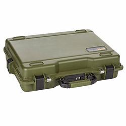 Mano MTC 300P-Y Yumurta Sünger + Bez Bölmeli Tough Case Pro Takım Çantası - Yeşil