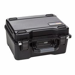 Mano MTC 230P Yumurta Sünger + Bez Bölmeli Tough Case Pro Takım Çantası - Siyah