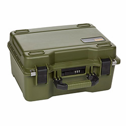 Mano MTC 230P-Y Yumurta Sünger + Bez Bölmeli Tough Case Pro Takım Çantası - Yeşil