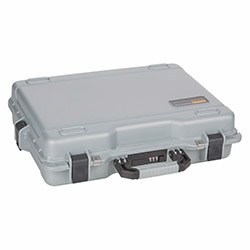 Mano MTC 300PL-G Yumurta Sünger + Plastik Bölmeli Tough Case Pro Takım Çantası - Gri