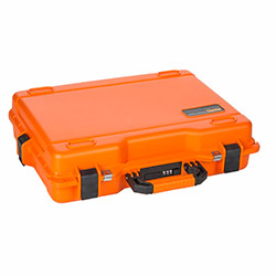 Mano MTC 300PL-T Yumurta Sünger + Plastik Bölmeli Tough Case Pro Takım Çantası - Turuncu