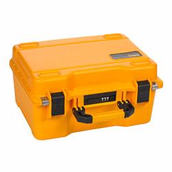 Mano MTC 230PL-S Yumurta Sünger + Plastik Bölmeli Tough Case Pro Takım Çantası - Sarı
